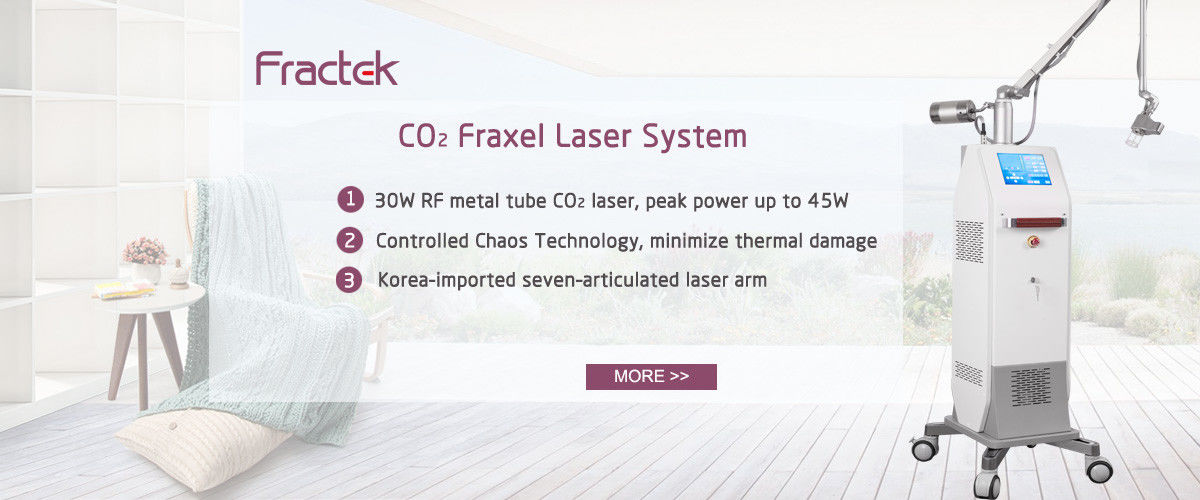 China best Co2 Fractional Laser Machine op verkoop