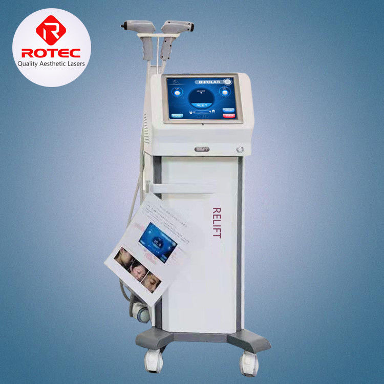 40-65℃ RF Beauty Machine OEM ODM Available Easy Operation Simple and Safe Treatment System