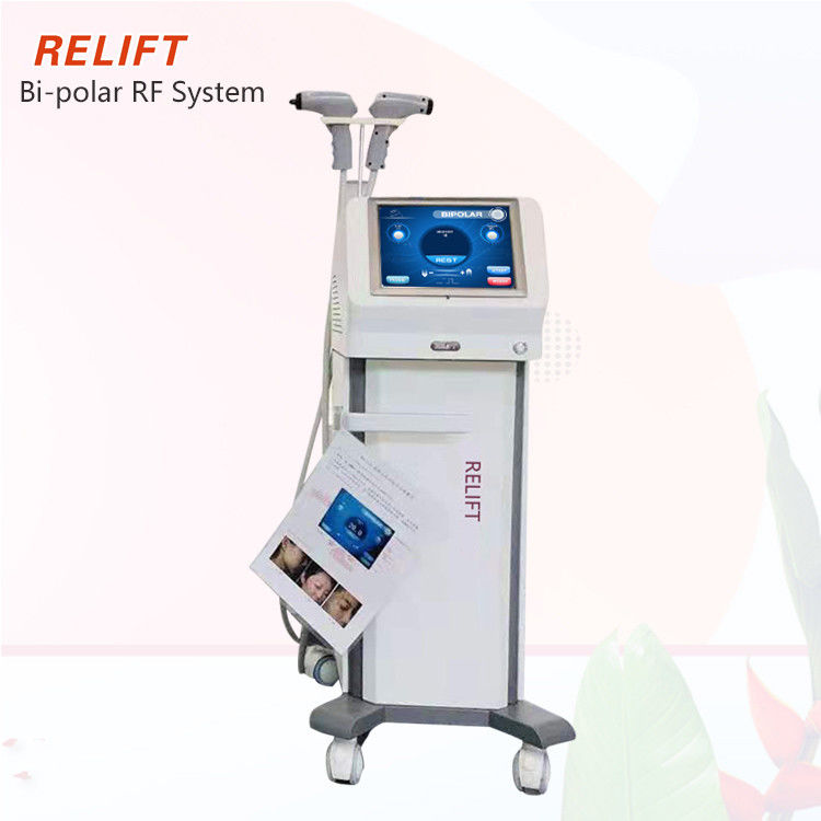 160W RF Beauty Machine Face Lift Skin Rejuvenation 9.7 Inch Touch Screen RF Face Lifting Machine