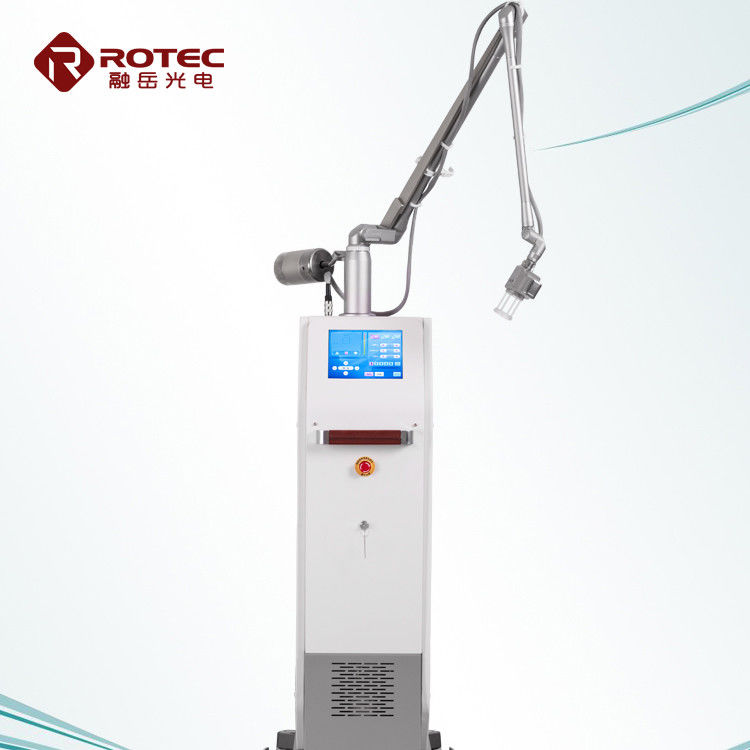 Co2 Laser Hand Piece Vagina Tightening Machine Fractional RF Metal Tube Skin Resurfacing Laser Device