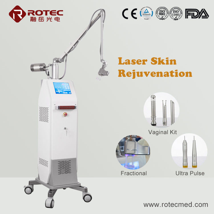 High Efficiency Scar Removal Wrinkle Remover Machine Clinic and Beauty Salon Use Medical Equipment