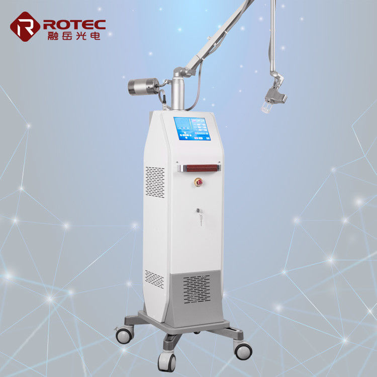 Vertical Radio Frequency Vagina Tightening Machine Rejuvenation CO2 Fractional RF Tube